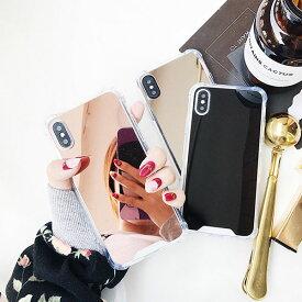 iPhone Design Case Tank Simple Mirror iPhone ケース タンク シンプル 無地 ミラー 鏡 ハード アイフォンXR Xs Max Xs X 8 7 8 7プラス ブランド デザイン スマートフォン スマホケース スマホカバー アイフォンケース