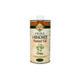 ラパリッス ピーナッツオイル458g/缶【落花生油】フランス製
