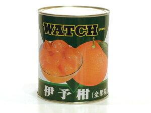 ウォッチ 伊予柑 いよかん850g/缶 日本製国産