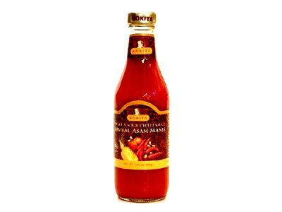 コキタ サンバルチリ アサムマニス400ml/瓶【辛口スイート&サワー サンバルソース】インドネシア料理