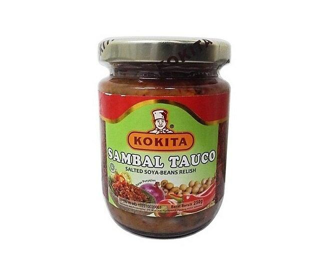 コキタ サンバル・タオチオ 250g/瓶【サンバルソース】インドネシア料理