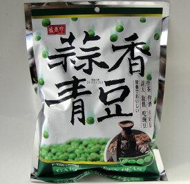 盛香珍 蒜香青豆 ニンニク味240g/袋 台湾産グリーンピースのガーリック味