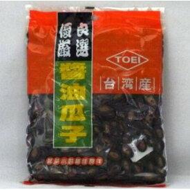 東永 台湾醤油西瓜子300g/袋 特級精選大粒 醤油味付け スイカの種 醤油瓜子