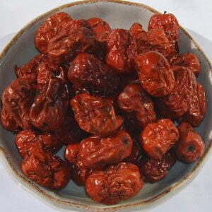 紅ナツメ 赤なつめ 種あり 中国産大紅棗 300g