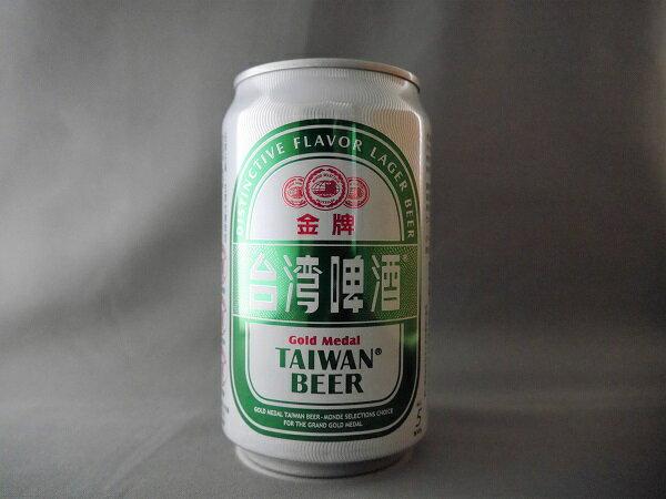 台湾ビール プレミアム 金牌 330ml/缶 中華料理に最適