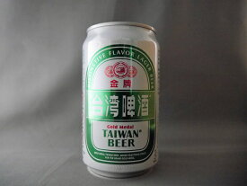 台湾ビール 缶 プレミアム 金牌 330ml/24缶 中華料理に最適