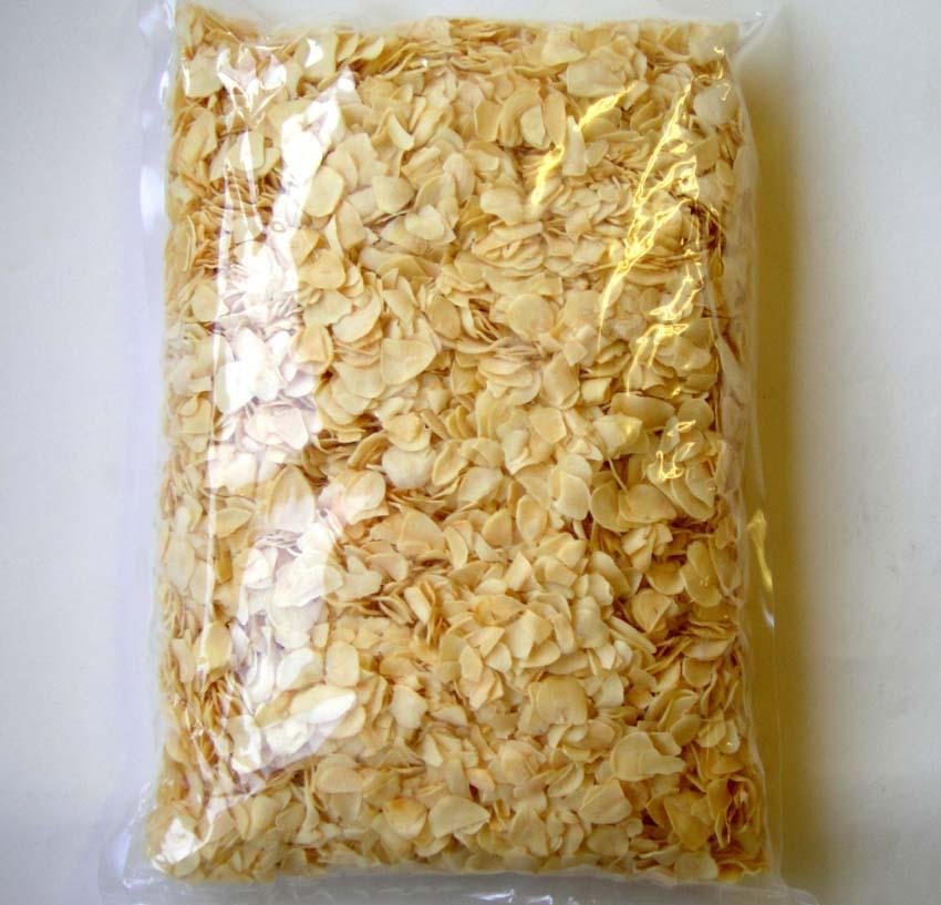 乾燥にんにく 500g/袋 ガーリックフレークスライス(大蒜切片)中国産ニンニク