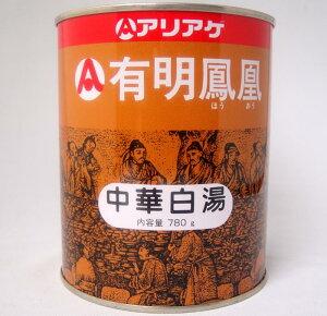(代引不可 送料無料)アリアケジャパン 有明鳳凰 パイタン 中華白湯 780g/2缶【中華スープの素】日本製国産