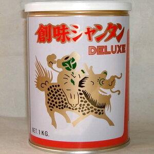(送料無料・代引不可)創味シャンタン デラックス DX 1kg×2缶 賞味期限:20210306【創味食品 高級中華スープの素】日本製国産創味シャンタンDELUXE