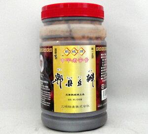 三明物産 ピー県四川豆板醤 中国産 1kg (賞味期限:20211226)