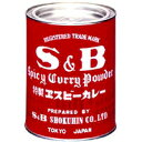 (全国送料無料 代引不可8%)エスビー食品 カレー粉400g/赤缶【S&B SB】賞味期限:20220817 日本製国産