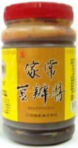 三明物産 家常豆瓣醤(カジョウトウバンジャン) 四川家常豆板醤 1kg