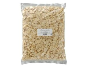 ジーエスフード GSガーリックフレーク 1kg/袋(乾燥ニンニクスライス)乾燥にんにく■日本メーカー