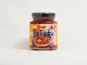 老騾子 蒜蓉朝天辣椒 (にんにく) 激辛ラー油 台湾産 105g 小瓶(t25)