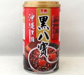 【まとめ買い】 泰山 黒八寶粥 黒八宝粥 五目あま粥 台湾産 340g x24缶