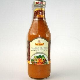 ハラル認証品≪ハラール≫コキタ ブンブガドガド 400ml/瓶【ピーナッツソース】インドネシア料理