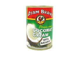 アヤム ココナッツクリーム 400ml/缶詰 マレーシア料理