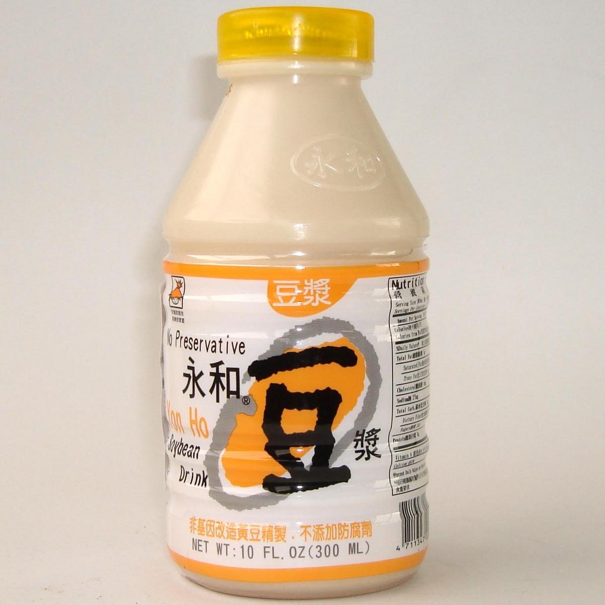 永和豆漿300ml/ポリ容器【豆乳】台湾産
