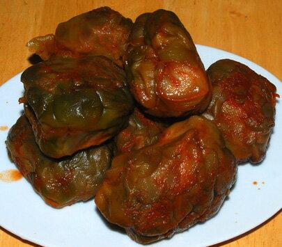 【送料無料・代引不可】四川搾菜 全形1kg×2真空パック 四川ザーサイホール