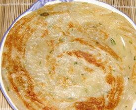 葱油餅 約100g×5枚 生【葱入パイ ねぎパイ】台湾産 クール冷凍便・常温品と混載不可