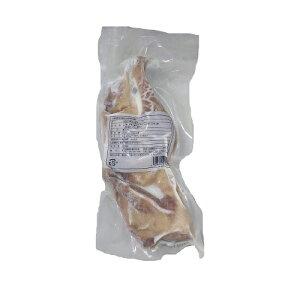 【冷凍便】 塩茹でかも肉 塩水鴨肉 約450g 半羽