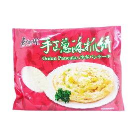 【冷凍便】葱パイ 葱油餅 台湾産 約100gx5枚