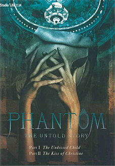 PHANTOM 2015년-THE UNTOLD STORY-스튜디오 라이프(DVD)