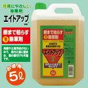 除草剤 エイトアップ 液剤(5L)強力除草剤!
