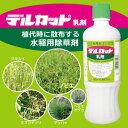 水稲用初期除草剤デルカット乳剤 500ml