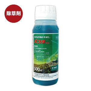 【送料込2本入】除草剤 バスタ 液剤(500ml×2)作物の近くでも安心して使える除草剤家庭菜園にも使えます