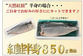 【送料無料】天然紅鮭切り身(真空パック)半身(フィレ)が選べる♪最高級の紅鮭を贅沢厚切りカットでお届け【紅鮭】【さけ】【サケ】【楽ギフ_のし宛書】【楽ギフ_のし】