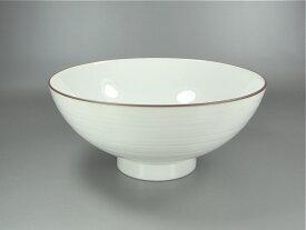 【波佐見焼】【白山陶器】 白磁千段 3.5寸飯碗