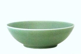【波佐見焼】【白山陶器】 白山のどんぶりシリーズ 7寸平鉢(青磁) 麺鉢