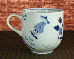 青花異人づくしミニマグカップ