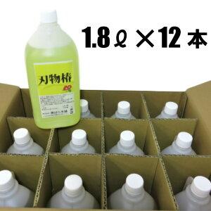 黒ばら本舗 刃物椿 業務用 1.8L×12本/ケース【椿油】【あす楽】