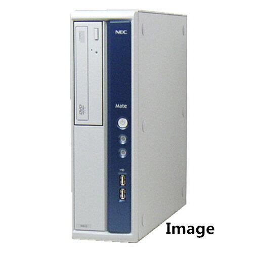 中古パソコン ポイント10倍 Windows7【Windows 7 Pro 32bit搭載】NEC MA-9 Core2Duo E8400 3G/2G/160GB/DVD-ROM