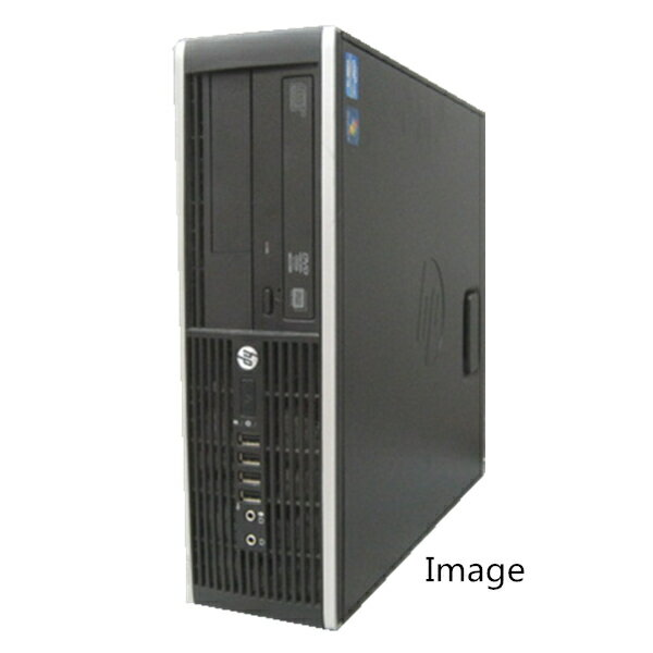 【Windows 10 Home】【純正Microsoft Office Home and Business 2013付】【新品1TB】【メモリ8GB】HP 8100 Elite SFF Core i5 3.2GHz/DVD/無線LAN