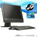 中古パソコン 無線有【Windows 10 Home】 Lenovo ThinkCentre A70z All-In-One 19インチ一体型PC Core2D...