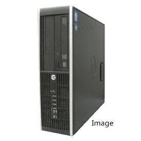 中古パソコン ポイント10倍 中古デスクトップパソコン【Windows XP Pro】HP Compaq Pro 6300 SF 爆速Core i3 第三世代 3220 3.3/メモリ4G/250GB/DVD-ROM/無線付