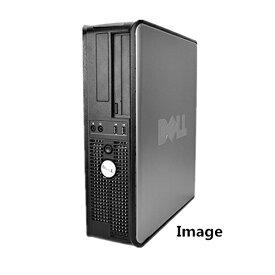 中古パソコン ポイント10倍 中古デスクトップパソコン【Windows XP Pro】DELL Optiplex 780 DT Core2Duo E7500 2.93G/2G/250GB/DVD-ROM