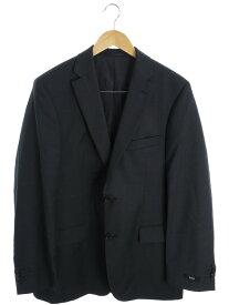 【HUGO BOSS】ヒューゴボス『スーツ上下 size48』メンズ セットアップ 1週間保証【中古】b03f/h17AB