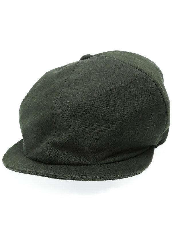 【CALEE】【帽子】キャリー『キャスケット』ユニセックス 帽子 1週間保証【中古】b01f/h10AB