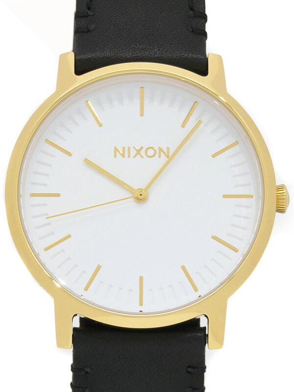 【NIXON】ニクソン『ポーター 限定モデル』NA10582523 ボーイズ クォーツ 1週間保証【中古】b03w/h12A