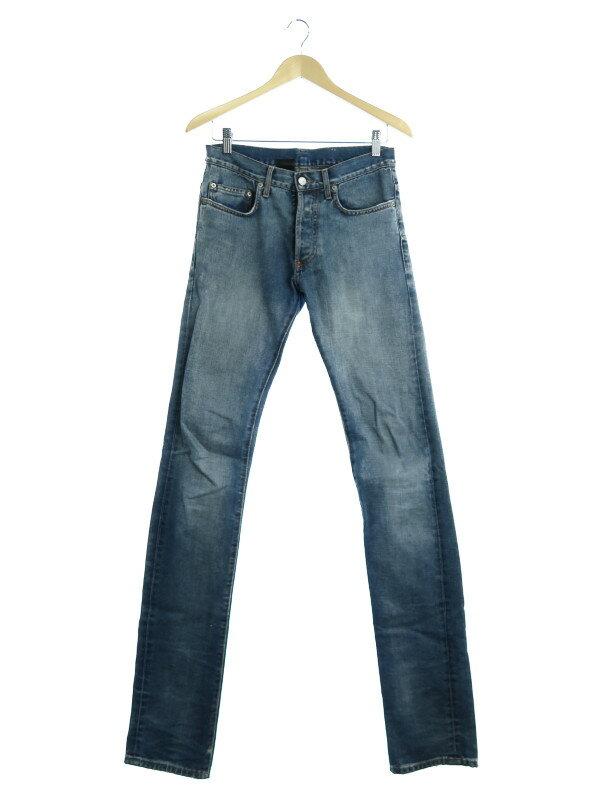 【Dior】【ジーパン】【ボトムス】ディオール『ジーンズ size27』メンズ デニムパンツ 1週間保証【中古】b02f/h03AB