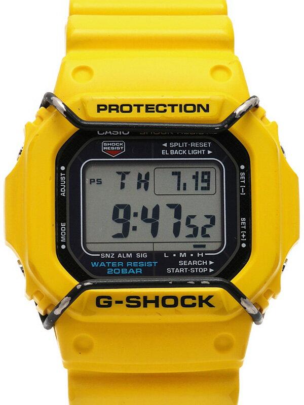 【CASIO】【G-SHOCK】【海外モデル】カシオ『Gショック』G-5600A-9 ボーイズ ソーラークォーツ 1週間保証【中古】b05w/h10AB