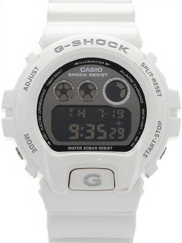 【CASIO】【G-SHOCK】【海外モデル】カシオ『Gショック メタリックカラーズ』DW-6900NB-7ER メンズ クォーツ 1週間保証【中古】b02w/h03A