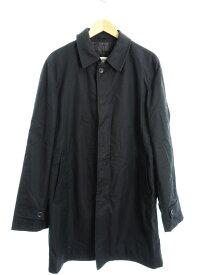【HERNO】【イタリア製】【アウター】ヘルノ『ステンカラーコート size52』IM0119U メンズ 1週間保証【中古】b01f/h02AB