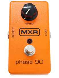 【MXR】エムエックスアール『フェイザー』Phase 90 エフェクター 1週間保証【中古】b03g/h11AB