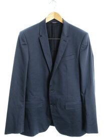 【Dolce&Gabbana】【MARTINI】【イタリア製】【上下セット】ドルチェアンドガッバーナ『スーツ size48』GK0EMT メンズ セットアップ 1週間保証【中古】b02f/h21AB