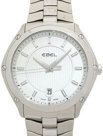 【EBEL】エベル『クラシック スポーツ』メンズ クォーツ 3ヶ月保証【中古】